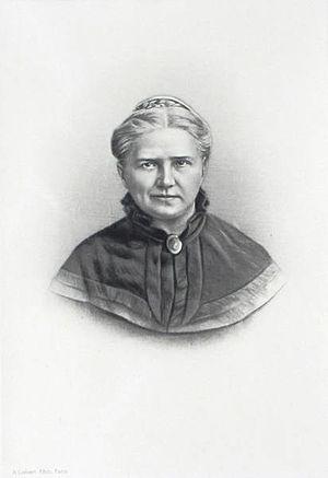 Julie Favre - Image: Mme Jules Favre