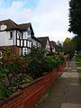 Mock Tudor Houses, Radinden Manor Road - geograph.org.uk - 264148.jpg