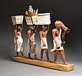 Model of a procession of offering bearers MET DP344083.jpg