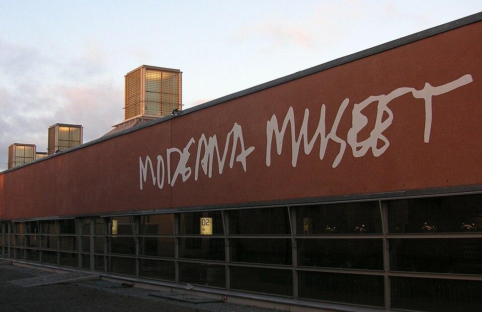 Moderna Museet 2005