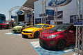 Modified Ford Fiesta and Mustang (5871299521).jpg