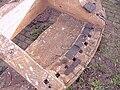 Molen De Korenbloem, Kortgene, bovenwiel achtervelg.jpg