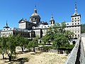 Monasterio de San Lorenzo de El Escorial, fachada Este.jpg