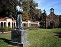 Monastery courtyard, Brookland.jpg
