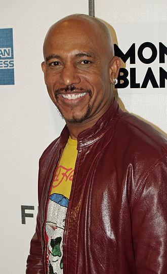 Montel Williams - Williams at the 2008 Tribeca Film Festival