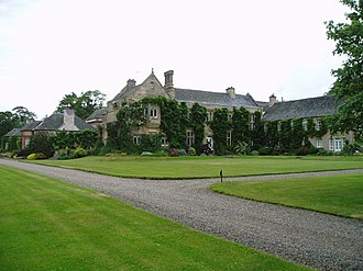 William Kerr, 6th Marquess of Lothian - Monteviot House