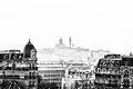 Montmartre vu des Buttes de Chaumont, Paris 2014.jpg