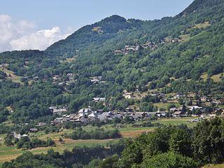 Montvernier Commune in Auvergne-Rhône-Alpes, France