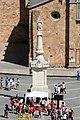 Monumento a Santa Teresa de Jesús (8 de agosto de 2015, Ávila).jpg