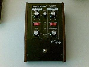 Moogerfooger - moogerfooger MF-101 Lowpass Filter