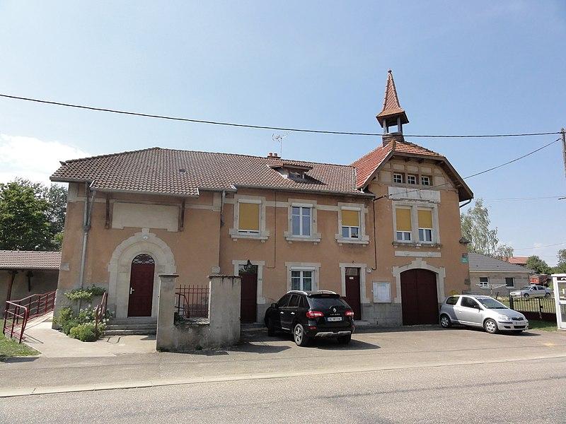Moranville (Meuse) mairie