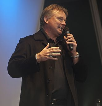 1998 NFC Championship Game - Atlanta Falcons placekicker Morten Andersen, pictured here in 2010, kicked the game winning field goal in overtime to lift the Falcons over the Vikings in the 1998 NFC Championship game.