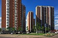 Moscow, Krivorozhskaya Street, new buildings (30648889383).jpg