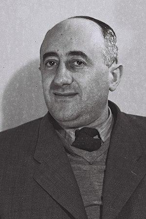 Moshe Kol - Image: Moshe Kol