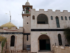 Bil'in - Main mosque of Bil'in