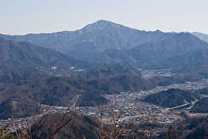 Mt.Mishotai from Mt.Takagawa 03.jpg