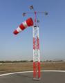 Mumbai Airport SGS Frangible Wind Sock Pole.png