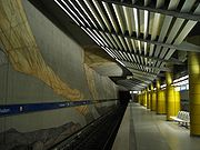 Munich subway Großhadern