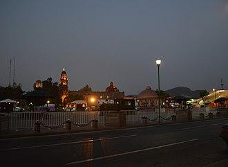 Tlalnepantla de Baz - Image: Municipal palace Tlalnepanta 05