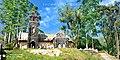Munnar church in british army.jpg