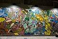 Murales in Oriente Metro Station (33766507693).jpg