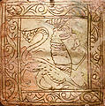 Musée National de Beyrouth - carreau de terre cuite tyrien.jpg