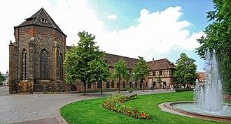 Unterlinden Museum - Image: Musée d'Unterlinden Colmar