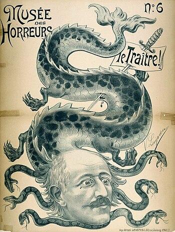 Резултат с изображение за Аферата Драйфус.
