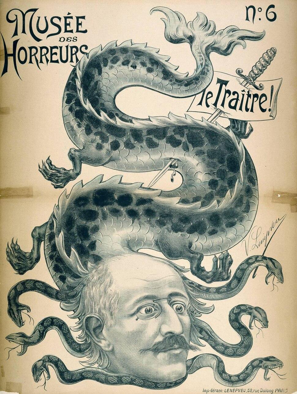 Musée des Horreurs 6