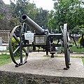 Musée national d'Ethiopie-Canon de la bataille d'Adwa (1).jpg