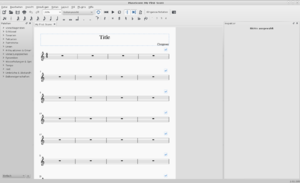 MuseScore 20 Arch Linux.png