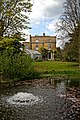 Myddelton House garden, Enfield, London ~ lakeside looking north 03.jpg