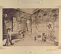 Nádasdladány, Nádasdy-kastély, dohányzó. A felvétel 1895-1899 között készült. - Fortepan 83551.jpg