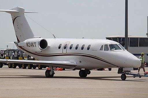N24KT Cessna Citation VII (7534319516)