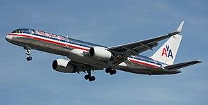 American Airlines Flight 965 - Image: N606AA 2008 09 13 YVR 2