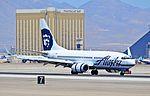 N609AS Alaska Airlines 1999 Boeing 737-790 C-N 29752 (7506413736).jpg