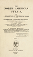 NAS-000 The North American Sylva, Vol. I, title page.png