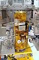 NASA's Aqua satellite in high bay - 8342094199.jpg