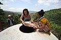 NEWAH WASH water project in Puware Shikhar, Udayapur District, Nepal. (10710196405).jpg