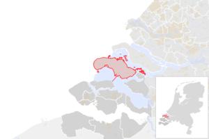 NL - locator map municipality code GM1676 (2016).png