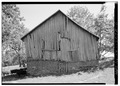 NORTH END - Kenmuir, Barn, Route 613, Trevilians, Louisa County, VA HABS VA,55-TREV.V,8B-6.tif