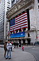 NYSE, Wall Street, Manhattan, New York, 10 Feb. 2008.jpg