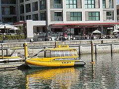 Watertaxi, Auckland