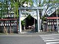 Namiyoke inari jinja tsukiji.JPG