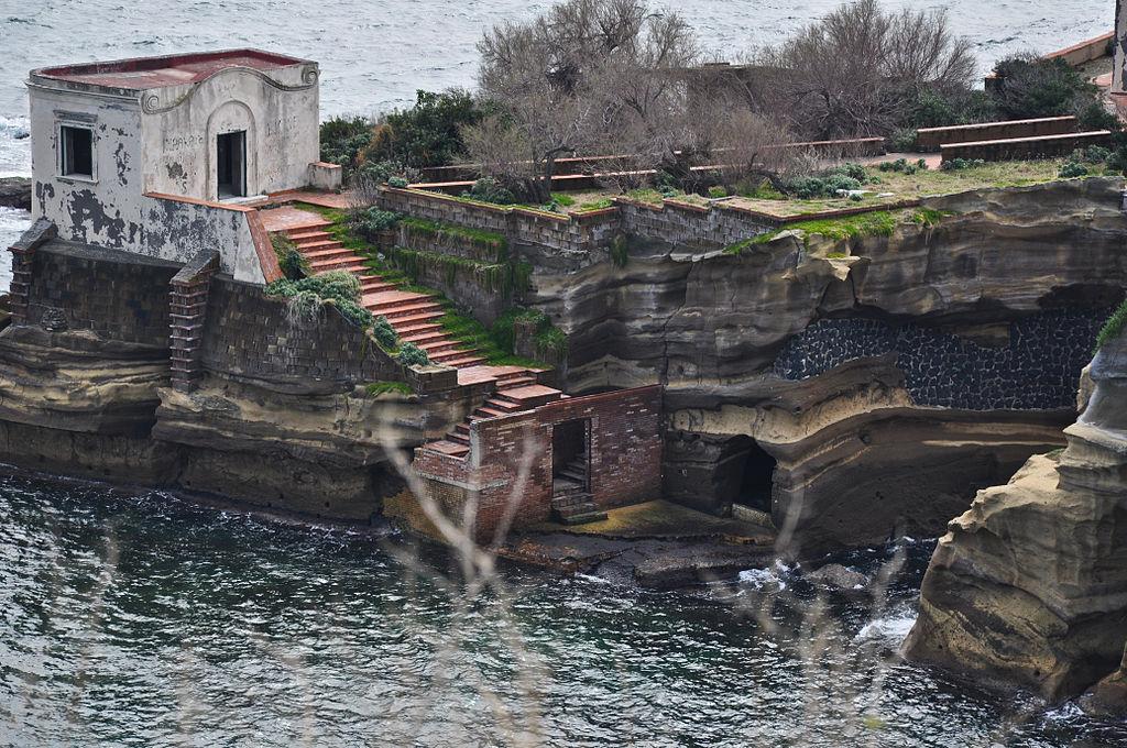 Napoli - Parco archeologico del Pausilypon3