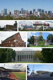 Nashville, Tennessee State capital and consolidated city-county in Tennessee, United States