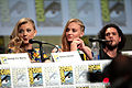 Natalie Dormer, Sophie Turner & Kit Harrington (14774684595).jpg