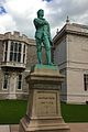 Nathan Hale statue at Wadsworth Atheneum.jpg