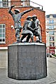 National Firefighters Memorial, Cannon Street, London.JPG