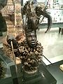 National Museum of Ethnology, Osaka - Power Figure (minkishi) - Yombe people in Republic of Congo - Collected in 1976.jpg